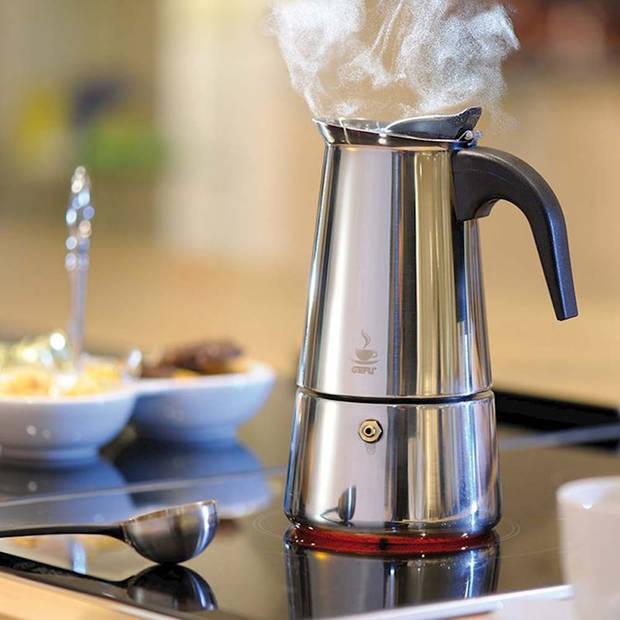 Espressomaker Emilio, 4 kops -Gefu