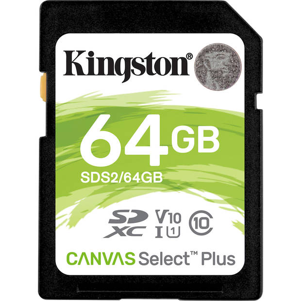 Canvas Select Plus SDXC 64 GB