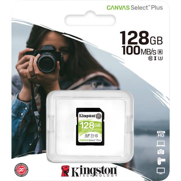 Canvas Select Plus SDXC 128 GB