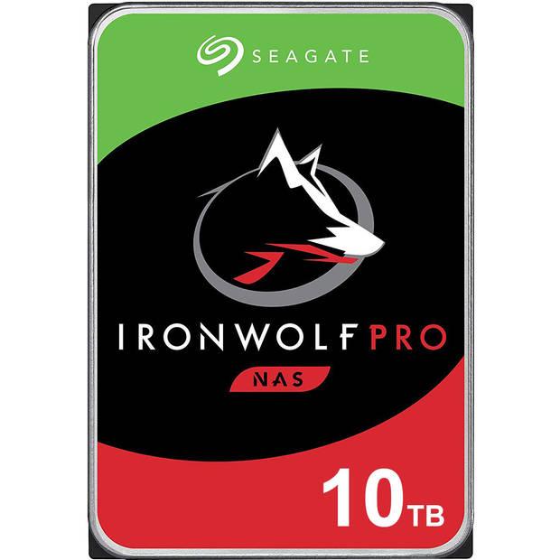 IronWolf Pro, 10 TB