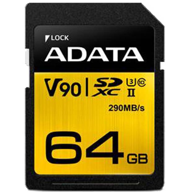 Premier ONE SDXC, 64 GB