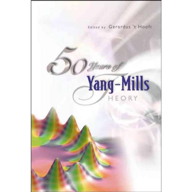 50 Years Of Yang-Mills Theory