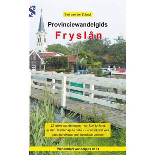 Provinciewandelgids Fryslân -