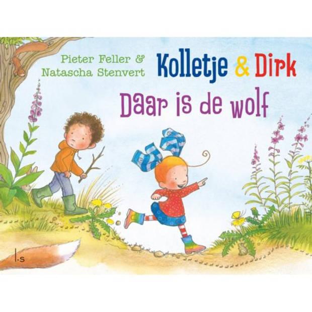 Daar Is De Wolf - Kolletje En Dirk