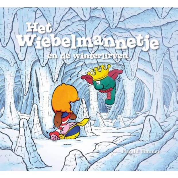 Het Wiebelmannetje En De Winterlirven - Het