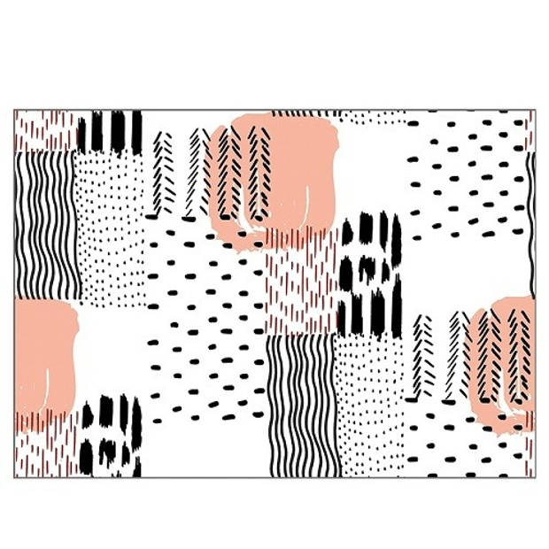 Set van 2 - Placemat, Free Style - Kela Picture
