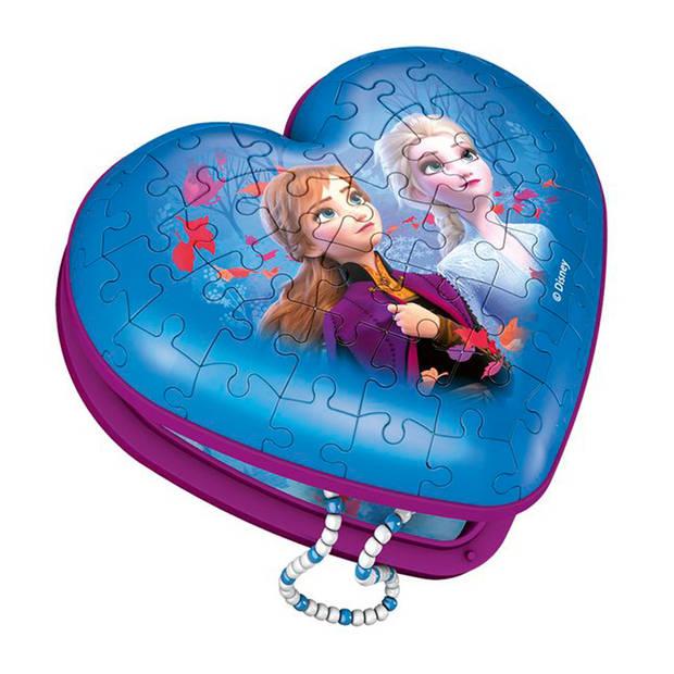 Disney Frozen 2 - Hartendoosje 3D puzzel