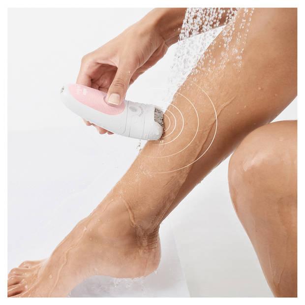 Silk-épil Beautyset 5 5/895 BS Wet & Dry epilator