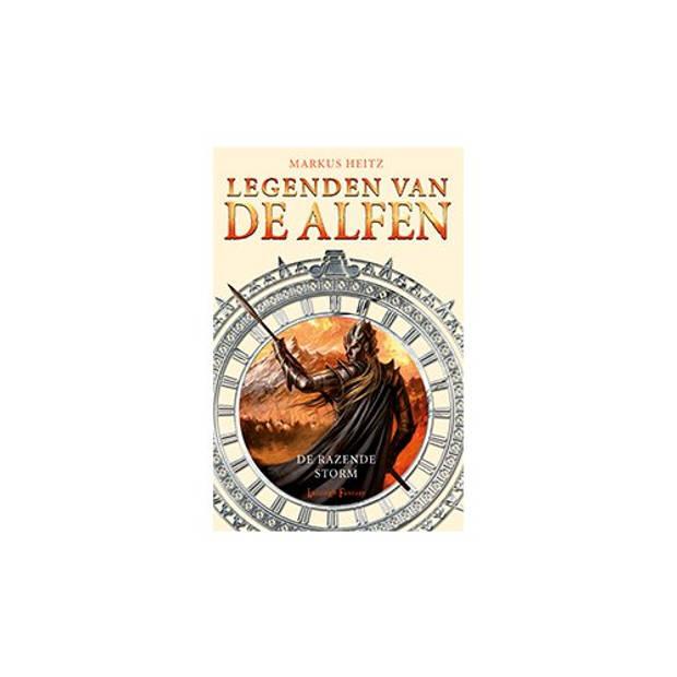 Legenden Van De Alfen 4 - De Razende Storm -