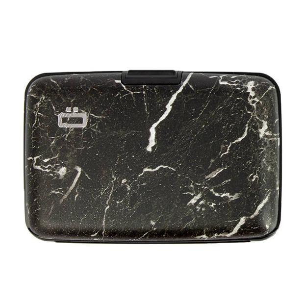 Ogon Designs Stockholm - Aluminium Creditcardhouder - Marmer