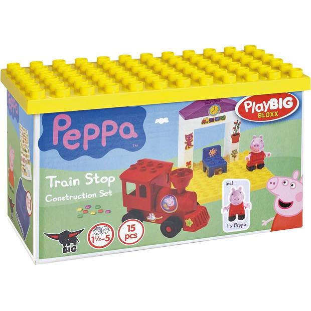 Peppa Pig - BIG BLOXX - Train Stop