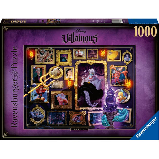 Ravensburger puzzel - Ursula (1000)