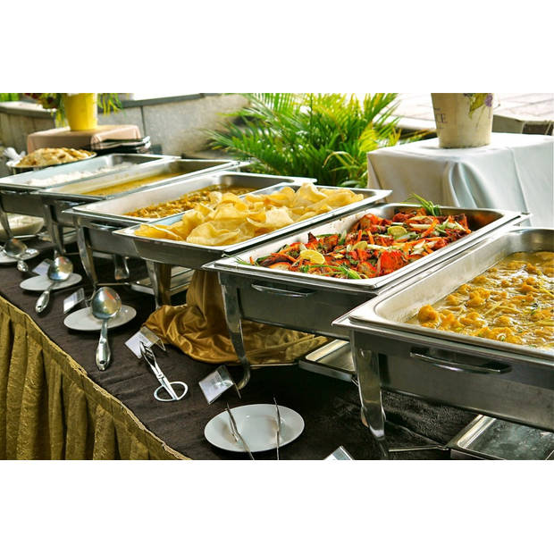 Cosy & Trendy - Chafing Dish 9 Liter (excl brandpasta)