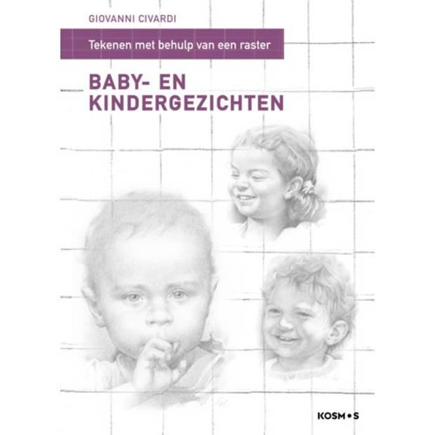 Tekenen Met Behulp Van Een Raster-Baby- En