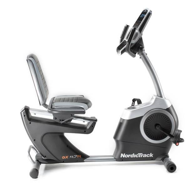 Hometrainer - NordicTrack GX4.7R - Recumbent Bike