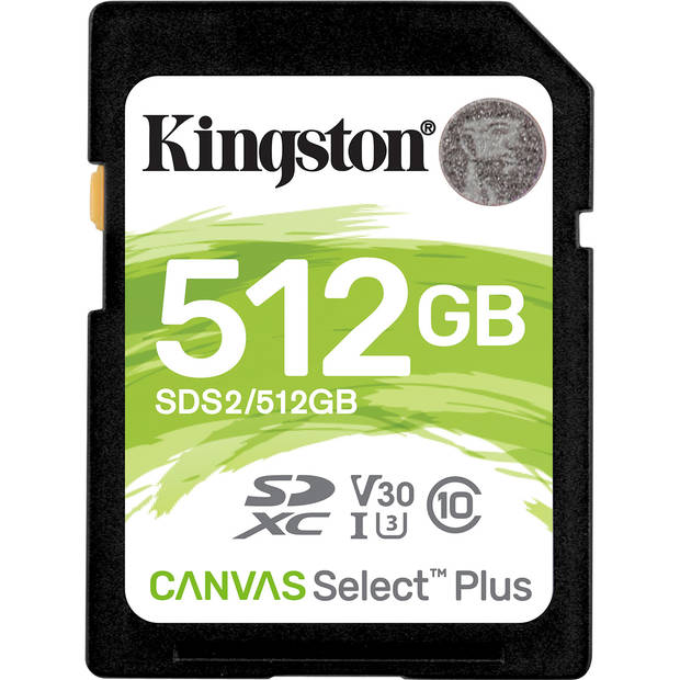 Canvas Select Plus SDXC 512 GB