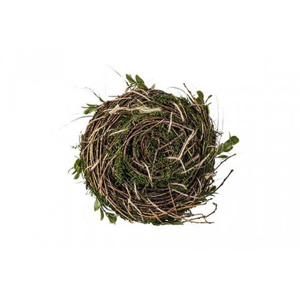 Nest mos natuur