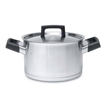 Korting Kookpan Met Deksel, 20 Cm Berghoff Ron