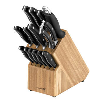 Korting Messenblok 15 delig, Bamboe Berghoff Essentials