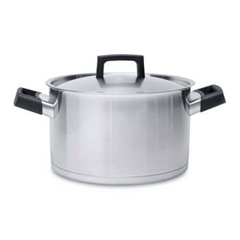 Korting Kookpan Met Deksel, 24 Cm Berghoff Ron