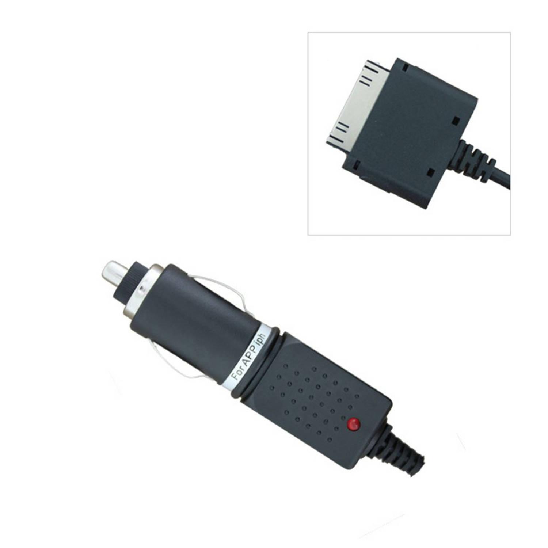 Autolader voor Apple iPhone 3G(S)-4(S)