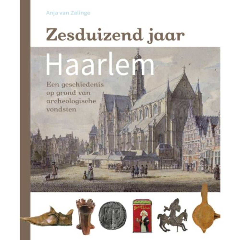 Zesduizend jaar Haarlem. Een geschiedenis op grond van archeologische vondsten, Zalinge, Anja van, H