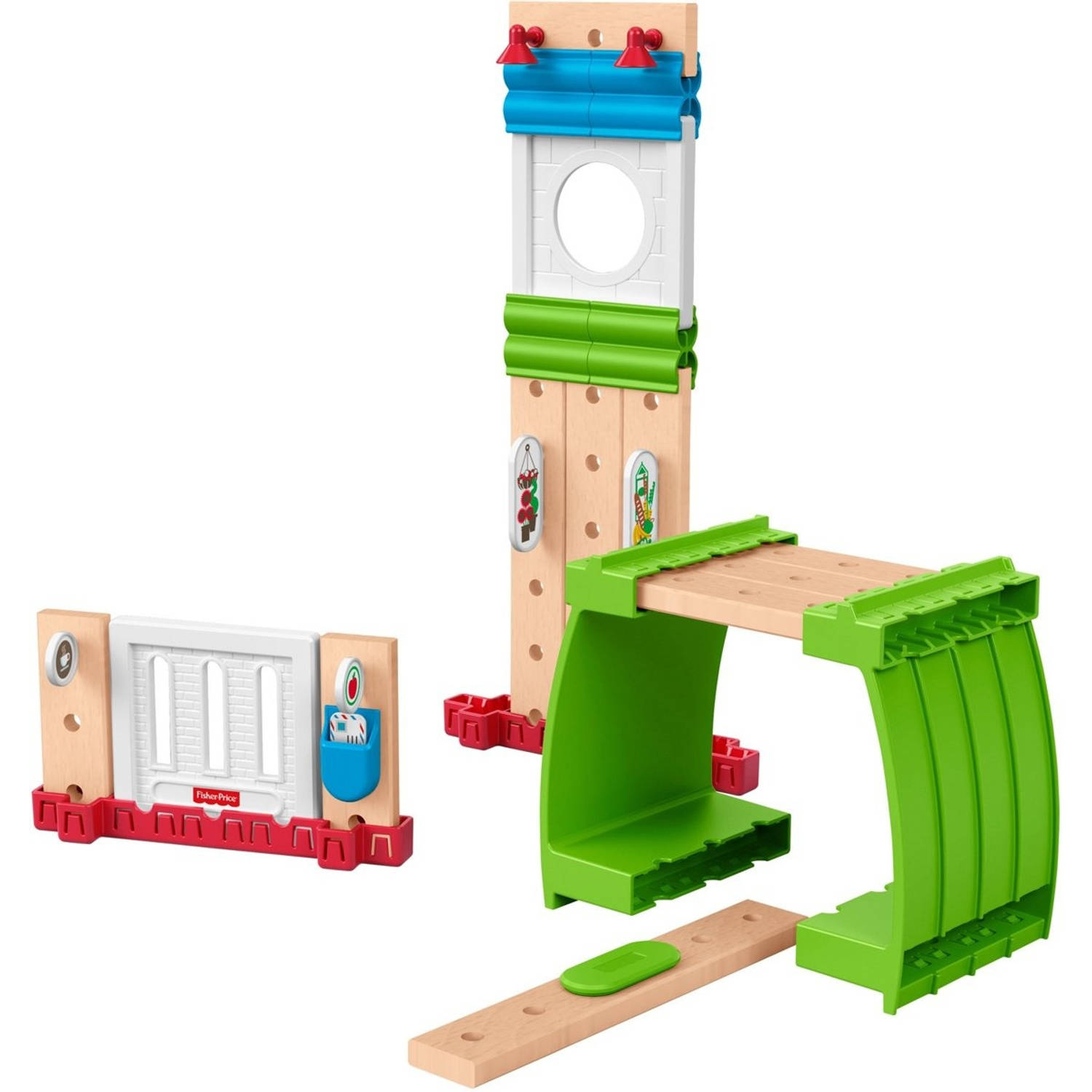 Fisher Price Wonder Makers Build It Out uitbreiding 25 delig