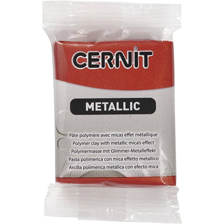 Korting Cernit Modelleerklei 56 Gram Koper (057)
