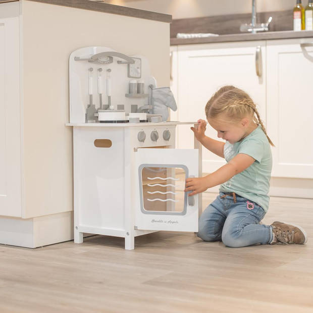 Bandits and Angels - Kinderkeuken Chef Deluxe white