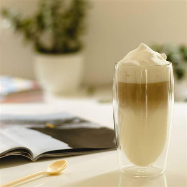 Scanpart cafe latte thermoglazen 2 stuks