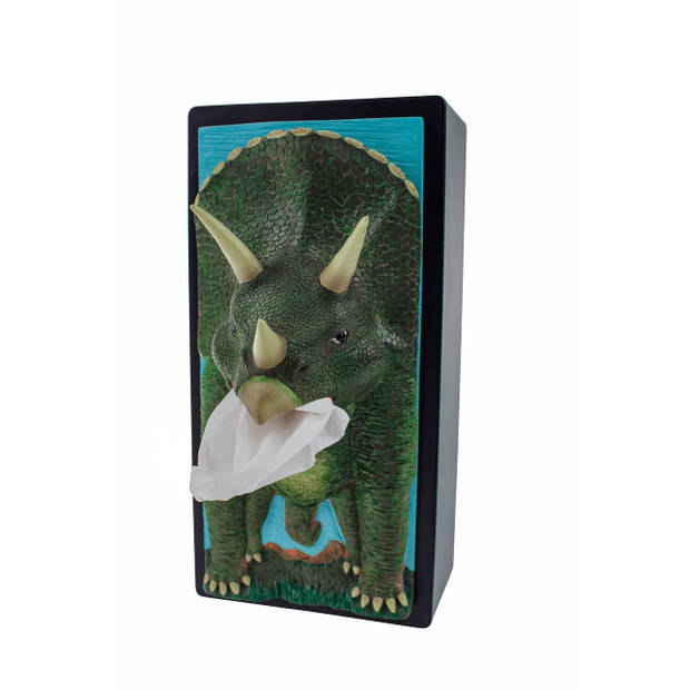 Rotary Hero Triceratops box Cover