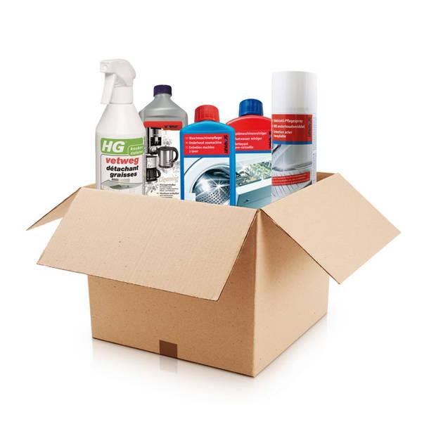 Ontzorgingspakket Reiniging