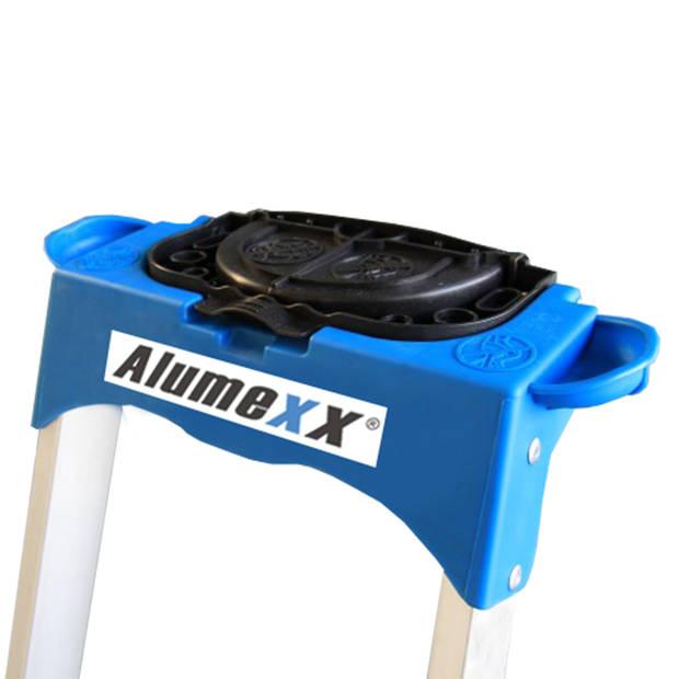 Alumexx UP Huishoudtrap - 3 treden