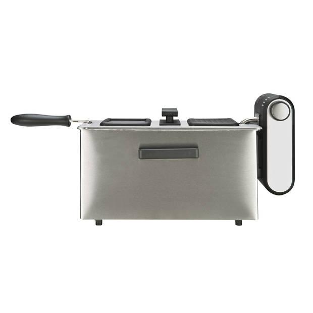 Bourgini friteuse Classic Deep Fryer Plus 3L