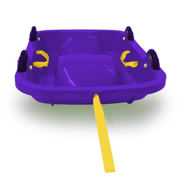 Jamara bobslee 2-in-1 77 cm paars