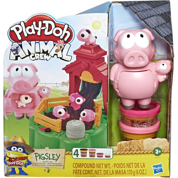 Play-Doh Animal Crew biggenbende