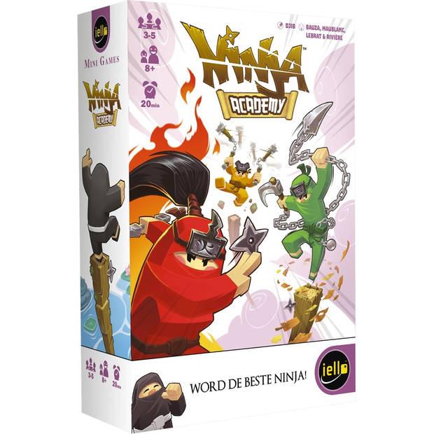 Iello kaartspel Ninja Academy (NL)