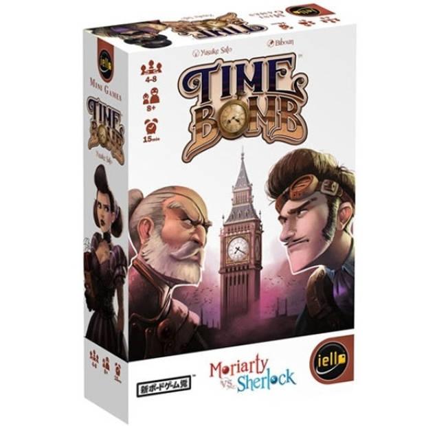 Iello kaartspel Time Bomb (NL)