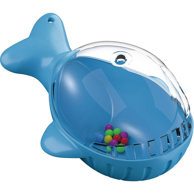 Haba badspeelgoed badwalvis Benny 12 cm blauw