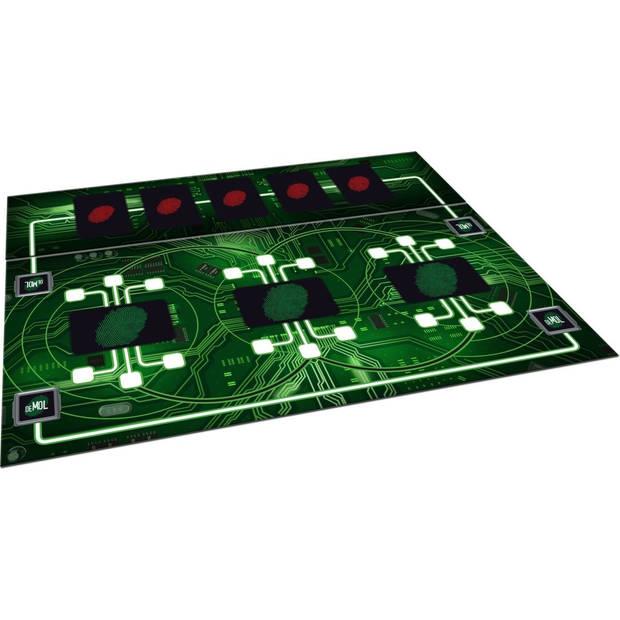 Just Games bordspel Wie is de Mol - De Code-opdracht (NL)
