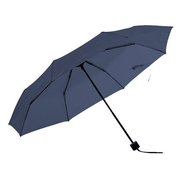 Free and Easy paraplu opvouwbaar 52 cm grijs