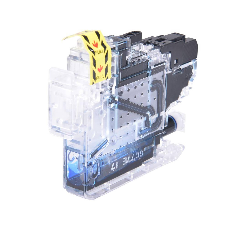 G&g Cartridge Brother Lc3213 Blauw