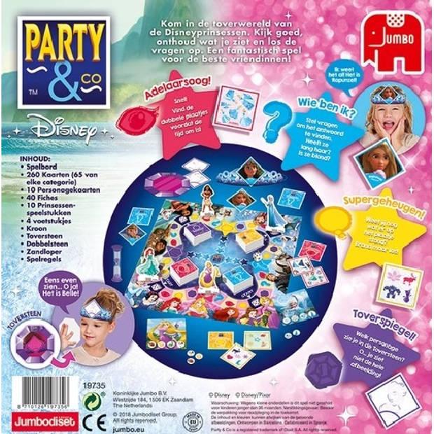 Jumbo gezelschapsspel Party & Co Disney Princess (NL)