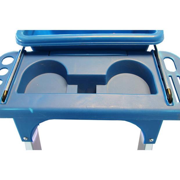 Alumexx Twin-Deck Huishoudtrap - 2 treden