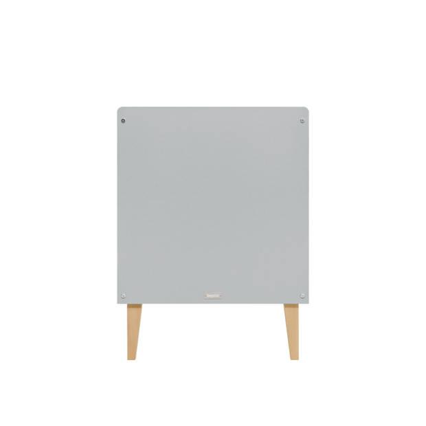 Bopita Emma Bed - 60 x 120 cm White/Grey