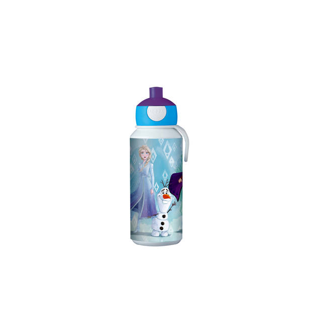 Mepal drinkfles pop-up Campus Frozen II 400 ml