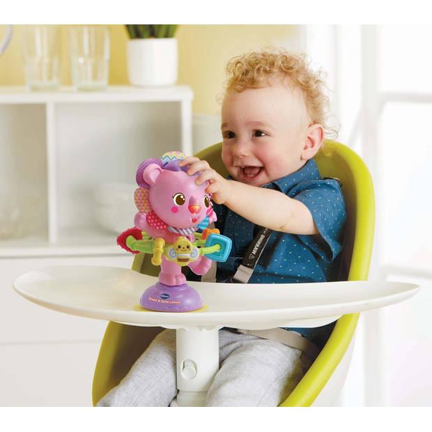 VTech Baby dans en draai leeuw roze