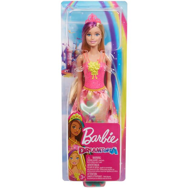 Barbie Dreamtopia Prinses - Blond haar