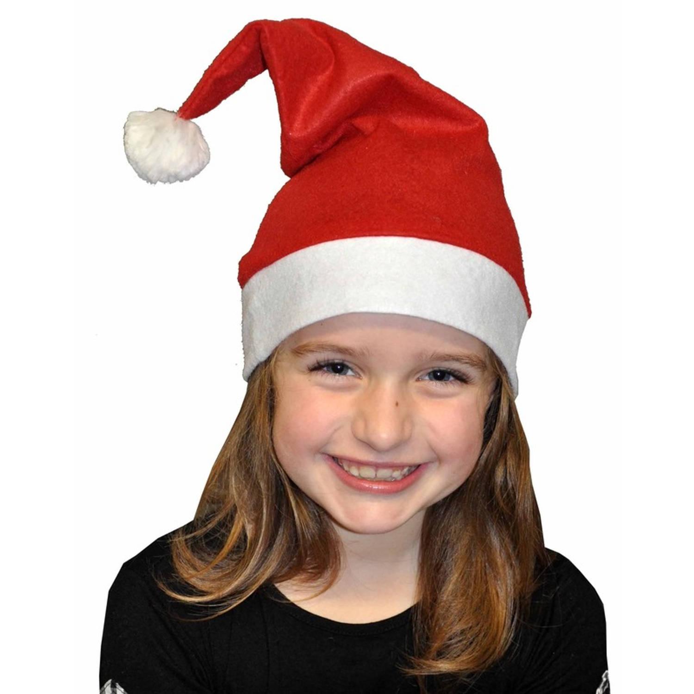 Korting Voordelige Kerstmuts Voor Kinderen