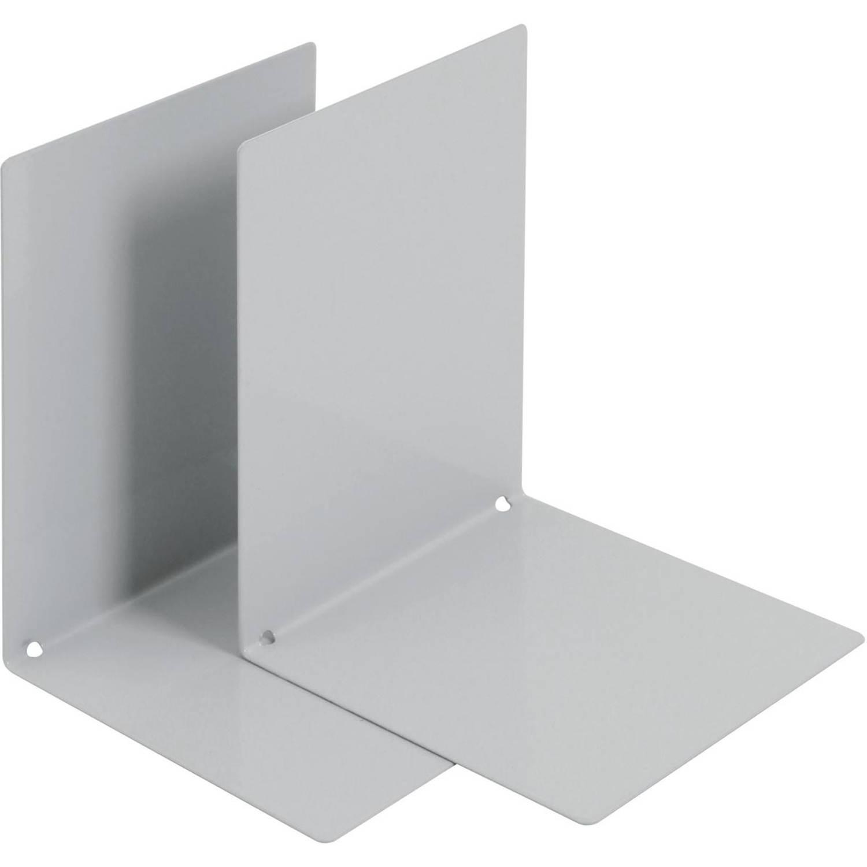 Boekensteunen grijs (R7035)